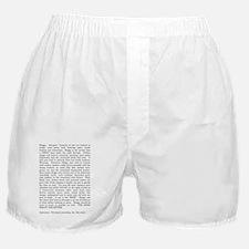 Shiggy Boxer Shorts
