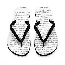 Shiggy Flip Flops