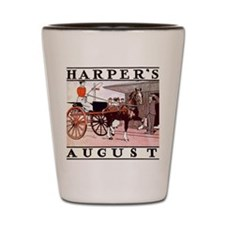 Harpers August Shot Glass