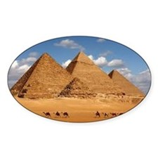 Pyramids of Egypt Decal