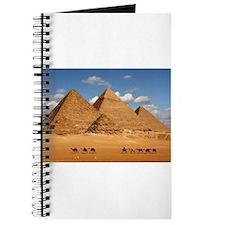 Pyramids of Egypt Journal