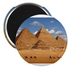 Pyramids of Egypt Magnets