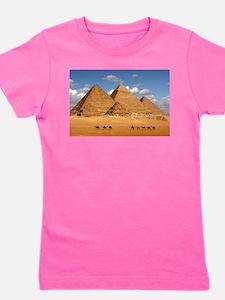 Pyramids of Egypt Girl's Tee