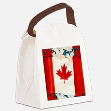cana2 Canvas Lunch Bag