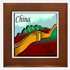 china Framed Tile