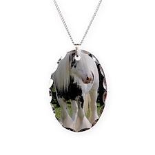 Gypsy Horse Stallion Necklace