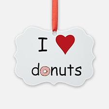 donuts Ornament