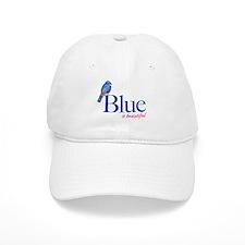 blue is beautiful Baseball Cap