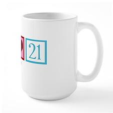 peacelove21wh Mug