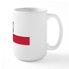 Poland Polska Eagle Crest  Patch Mug
