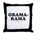 Obama-rama Throw Pillow