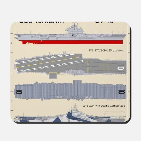 Essex-Yorktown-Back_3 Mousepad