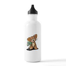 Spaniel Hound Puppy Water Bottle