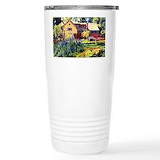 Marston Gardens Bloom RD Riccob Travel Mug