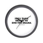 It'll take Obama to end the drama Wall Clock