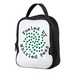 Fueled by Whirled Peas Neoprene Lunch Bag