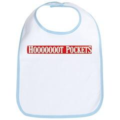 Hooooooot Pockets Bib