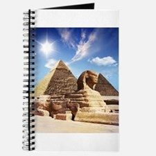 Sphinx and Egyptian Pyramids Journal