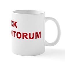 RICK SANTORUM I LOVEBUMP Mug