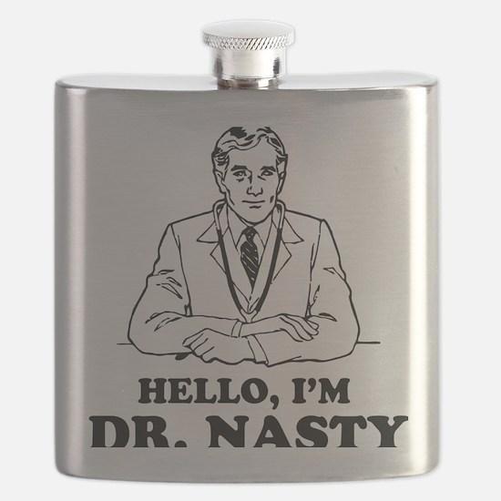 DRNASTYblack Flask