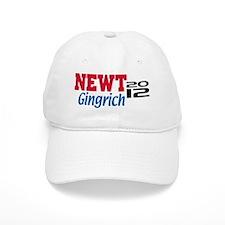2012 Gingrich 3 Baseball Cap