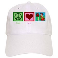 peacelovefarmwh Baseball Cap