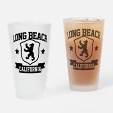 longbeach01 Drinking Glass