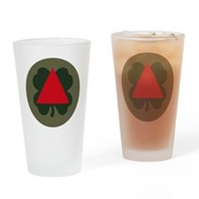 XIII Corps Drinking Glass