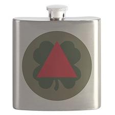 XIII Corps Flask