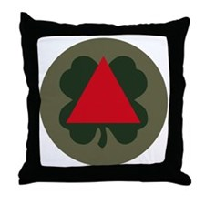 XIII Corps Throw Pillow