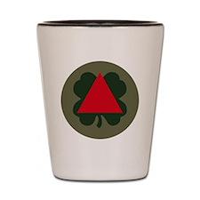 XIII Corps Shot Glass