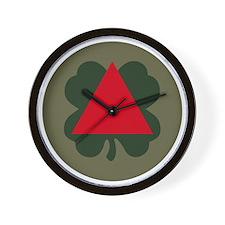 XIII Corps Wall Clock
