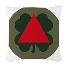 XIII Corps Woven Throw Pillow