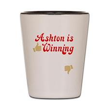 Ashton -dk Shot Glass