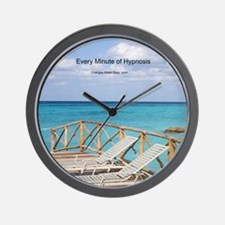every minute cd cover Wall Clock