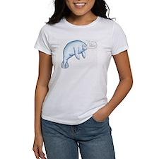 I'm a Manatee (PN) Women's T-Shirt
