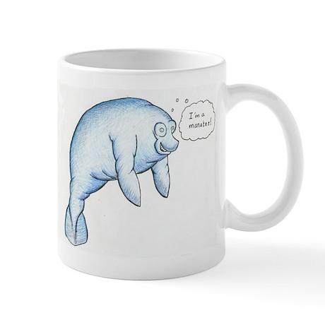 I'm a Manatee (PN) Mug