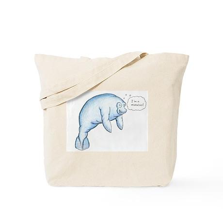 I'm a Manatee (PN) Tote Bag