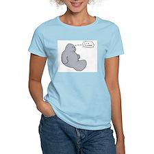 I'm a Manatee (JT) Women's Light T-Shirt