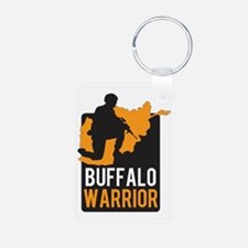 010_buffaloWarrior.gif Keychains