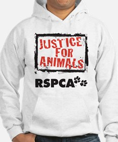 RSPCA Justice for Animals Hoodie