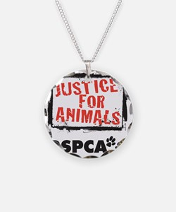 RSPCA Justice for Animals Necklace