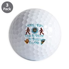 I Have CRPS RSD  This Is How it Feels t Golf Ball