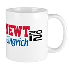 2012 Gingrich 4 Small Mug