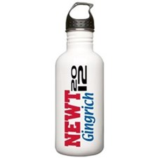 2012 Gingrich 5 Sports Water Bottle