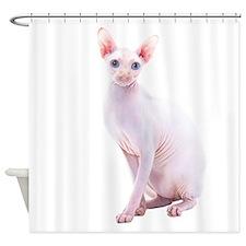 Pink Beauty Shower Curtain