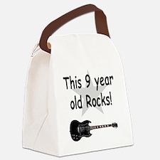 Slide2 Canvas Lunch Bag