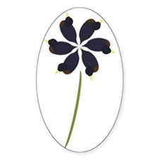 Duck flower Decal