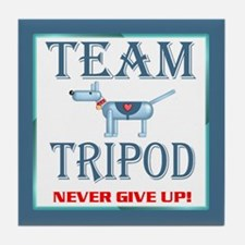 Tripod, Tile Coaster