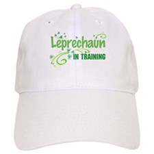 Leprechaun in training Baseball Cap